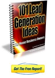Lead generation ideas.