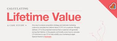 Lifetime value of a customer for your business.
